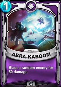 Abra-Kaboomcard