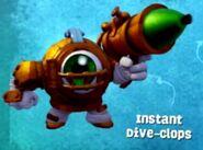 Instant Dive Clops