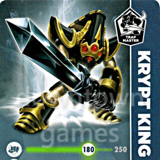 Carta de Krypt King