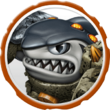 Icono de Shark Shooter Terrafin
