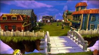 ♪♫ Wilikin Village - 3D World Theme Skylanders Giants Music