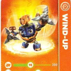 Carta de Wind-Up