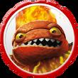 Icono de Hot Head