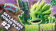 Skylanders Power Play Food Fight l Skylanders Trap Team l Skylanders