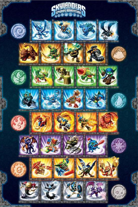 1 - Spyros adventure - poster 2