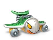 Clown Cruiser Toy