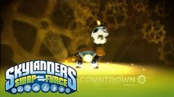 Meet the Skylanders Kickoff Countdown l SWAP Force l Skylanders