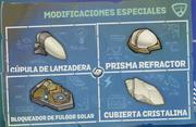 Modificaciones de Sun Runner 2