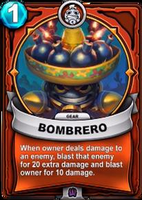 Bombrero - Engranecard