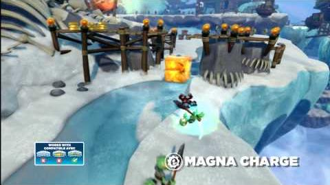 Meet the Skylanders Magna Charge