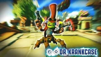 Skylanders- Imaginators - Dr. Krankcase Soul Gem Preview