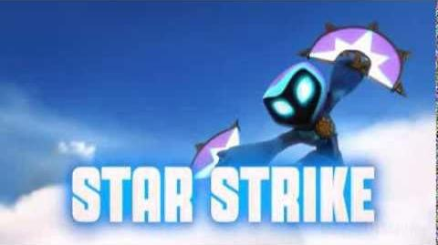 Skylanders Swap Force - Star Strike Soul Gem Preview (Shoot for the Stars)