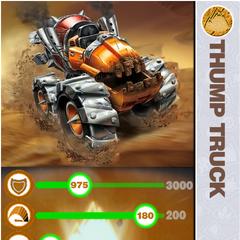 Carta del Thump Truck