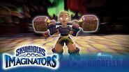 Meet Master Barbella Skylanders Imaginators Skylanders