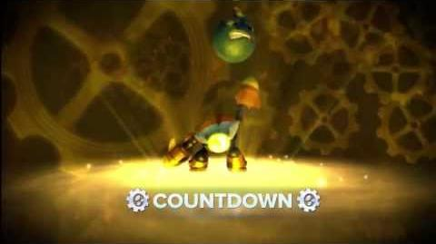 "Meet the Skylanders - Countdown ""I'm the Bomb!"""