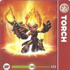 Carta de Torch