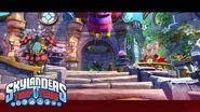 "Official Skylanders Trap Team ""Meet the Villains Pain-Yatta"" Trailer ES"
