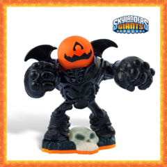 Figura de Pumpkin Eye-Brawl (No disponible en juego)