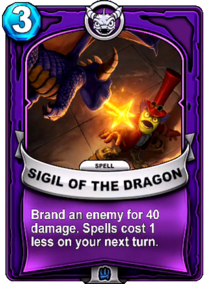 Sigil of the Dragoncard