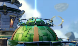 Skylanders Superchargers core of light