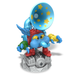 Figura de Birthday Bash Big Bubble Pop Fizz