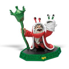 Figura de Jingle Bell Chompy Mage.