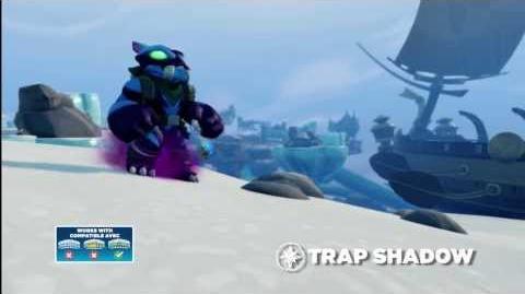 Meet the Skylanders Trap Shadow