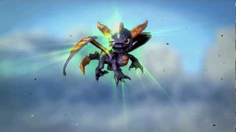 Skylanders Spyro's Adventure - Spyro the Dragon Trailer (All Fired Up)