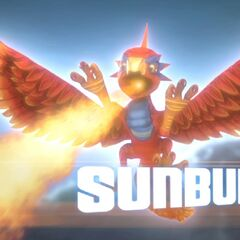 Sunburn en su trailer