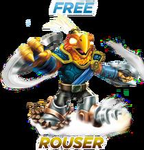 Free Rouser