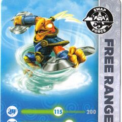 Carta de Free Ranger