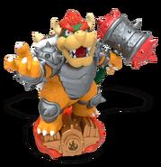 Hammer Slam Bowser-Figur