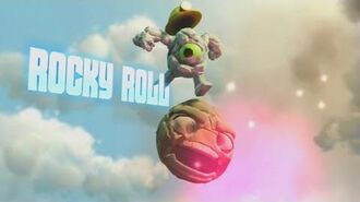 Skylanders- Trap Team - Rocky Roll's Soul Gem Preview (Roll With It)