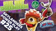 Skylanders Power Play Sure Shot Shroomboom l Skylanders Trap Team l Skylanders
