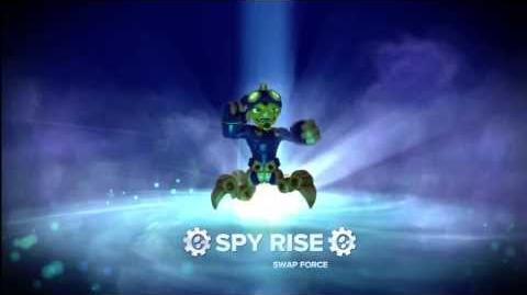 "Meet the Skylanders - Spy Rise ""It's Classified!"" Official Trailer"