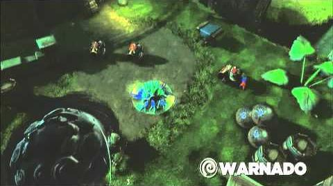 Skylanders Spyro's Adventure - Warnado Preview Trailer (For the Wind)