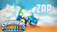 Meet the Skylanders Series 2 Zap l Skylanders Giants l Skylanders