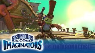 Official Skylanders Imaginators- Meet Dr. Krankcase