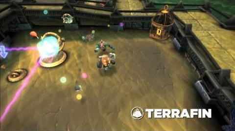 Skylanders Spryo's Adventure Official Terrafin Trailer