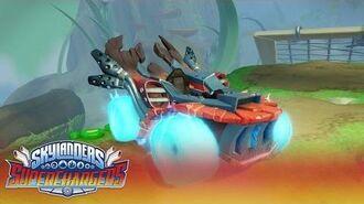 Action Clips Hot Streak l Skylanders Superchargers l Skylanders