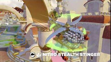 Nitro Stealth Stinger