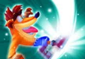 Crash Bandicoot-Power 6