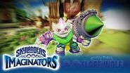 Official Skylanders Imaginators Meet Hard-Boiled Flare Wolf
