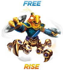 Free Rise