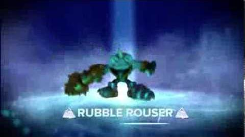 "Meet the Skylanders - Rubble Rouser ""Brace for Impact!"" Official Trailer"