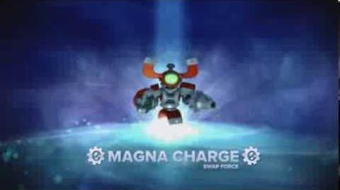 "Meet the Skylanders - Magna Charge ""Attract to Attack!"" Official Trailer"