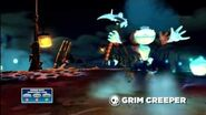 Skylanders Swap Force - Meet the Skylanders - Grim Creeper (Your Time is Up)