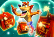 Crash Bandicoot-Power 10