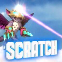 Scratch en trailer