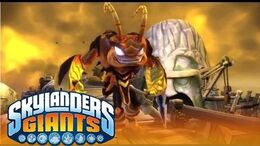 What's new in Skylanders Giants Official Skylanders Giants l Skylanders Giants l Skylanders-1